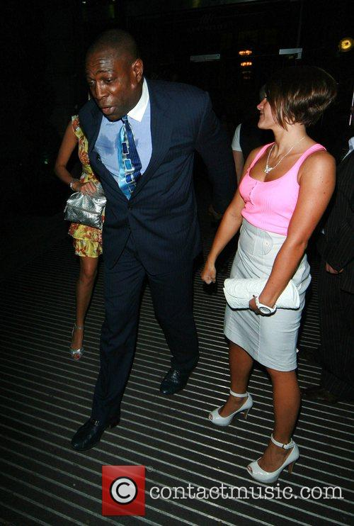 Frank Bruno Miss Manchester 2008, The Grand Final...