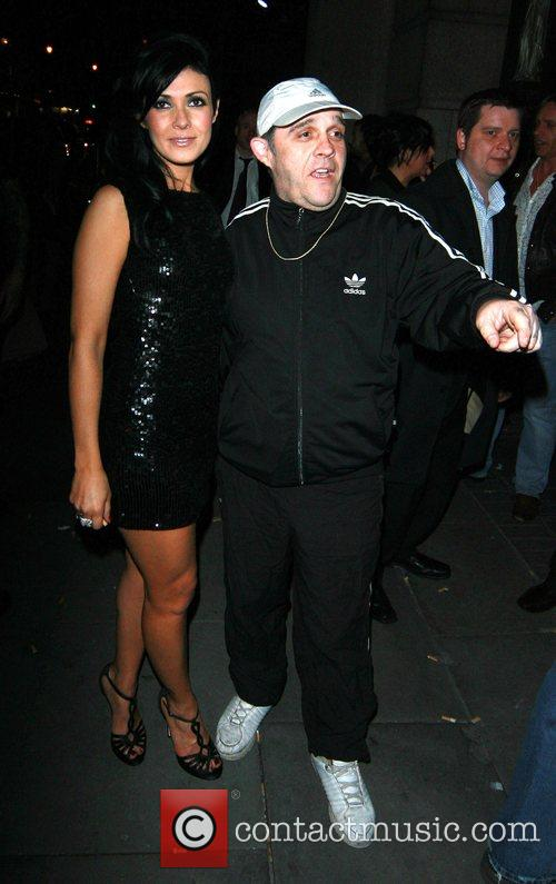Kim Ryder and 'Chav' Miss Manchester 2008, The...
