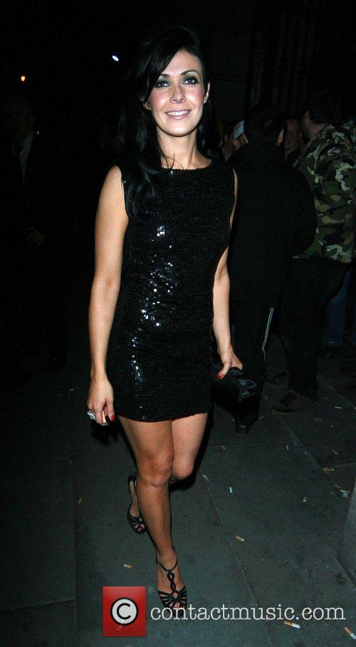 Kym Ryder Miss Manchester 2008, The Grand Final...