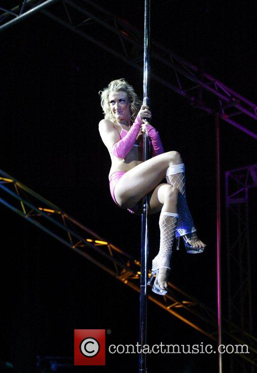 Miss Pole Dance 2007 contest held at Enmore...