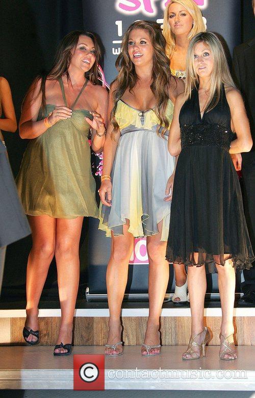 Michelle Heaton, Bianca Gascoigne, Danielle Moyles, Nikki Grahame...