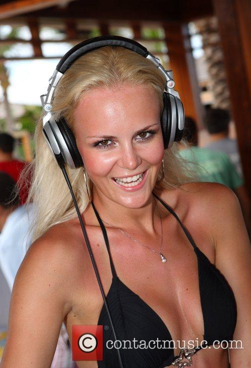 Miss Czech Republic Lucie Hadasova 1