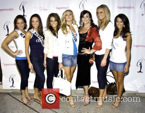 Miss New York Danielle Roundtree, Miss Nebraska Micaela...