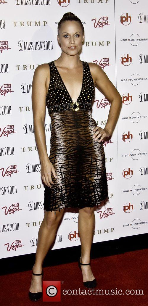 Amanda Beard The 57th Annual Miss USA Competion...