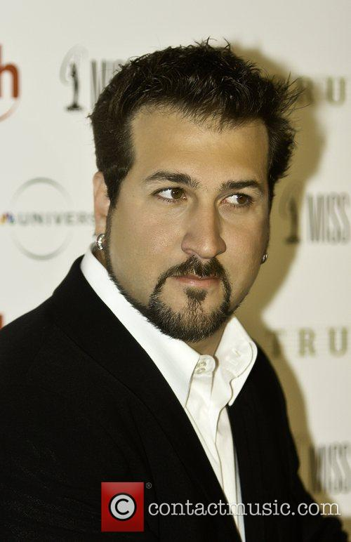Joey Fatone The 57th Annual Miss USA Competion...