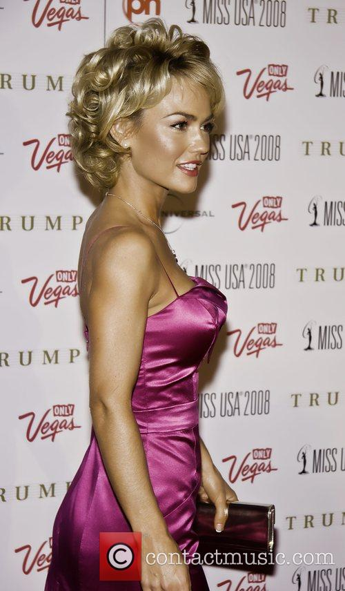 Kelly Carlson The 57th Annual Miss USA Competion...