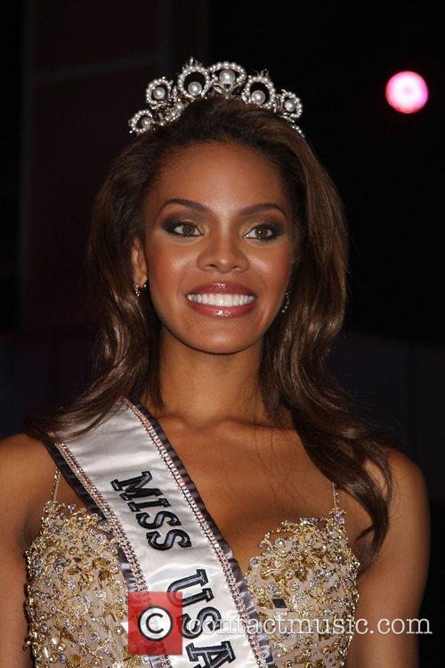 Crystle Stewart  The 57th Annual Miss USA...