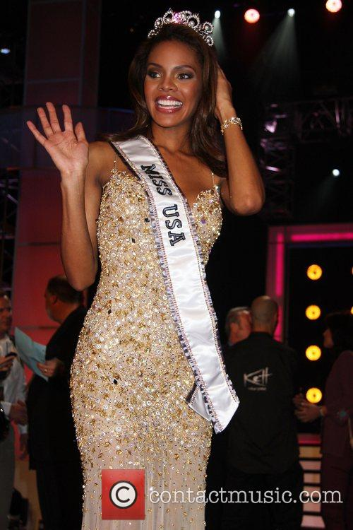 Miss USA 2008 Crystle Stewart  The 57th...