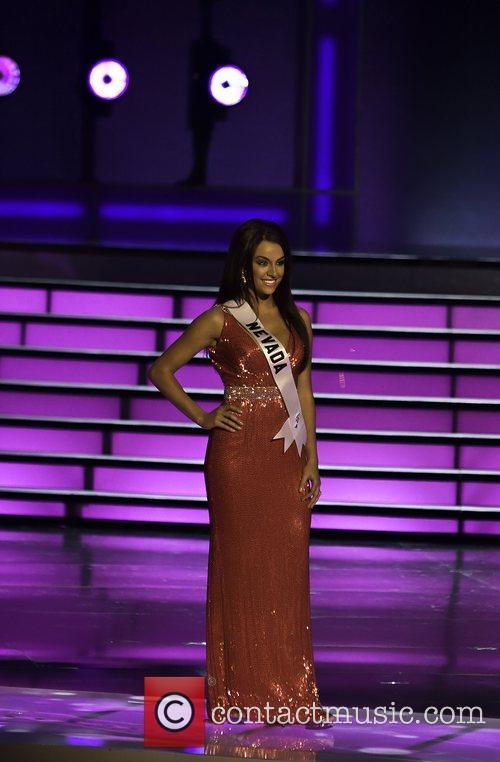 Miss Nevada - Veronica Grabowski Miss USA Preliminary...