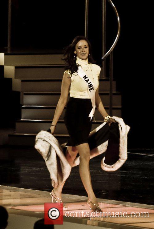 Miss Maine - Kaetlin Parent Miss USA 2008...