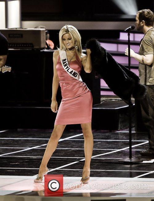 Miss Maryland - Casandra Tressler Miss USA 2008...