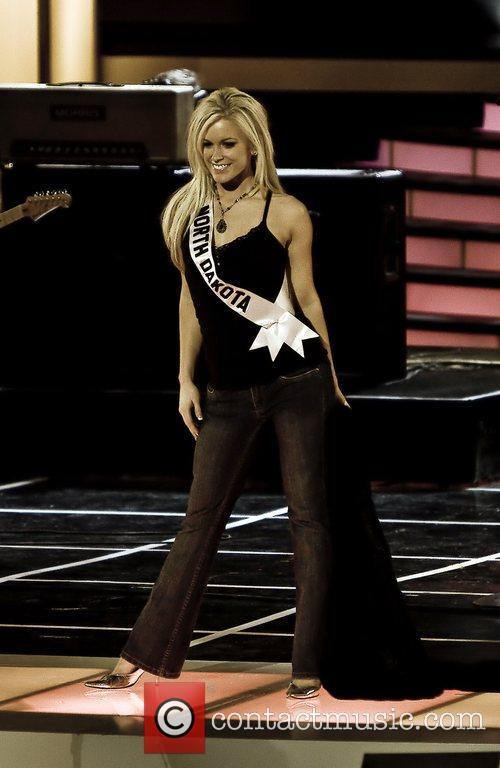 Miss North Dakota - Stephanie Tollefson Miss USA...