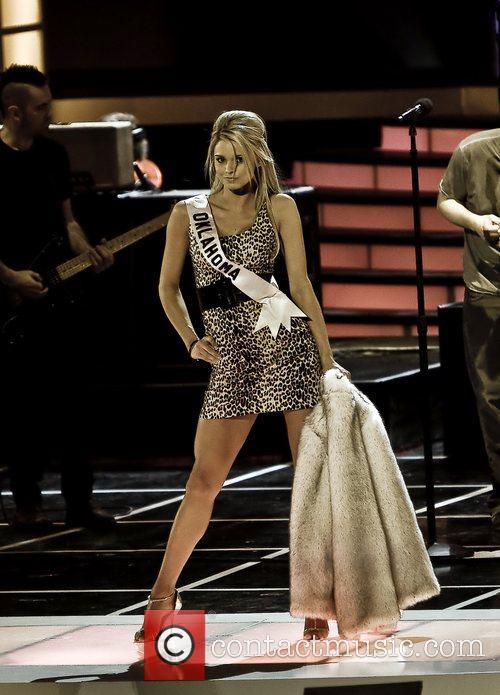 Miss Oklahoma - Lindsey Jo Harrington Miss USA...