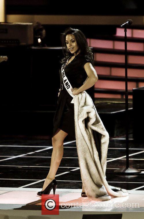 Miss Rhode Island - Amy Diaz Miss USA...