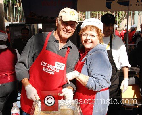Harrison Ford and Patrika Darbo 8