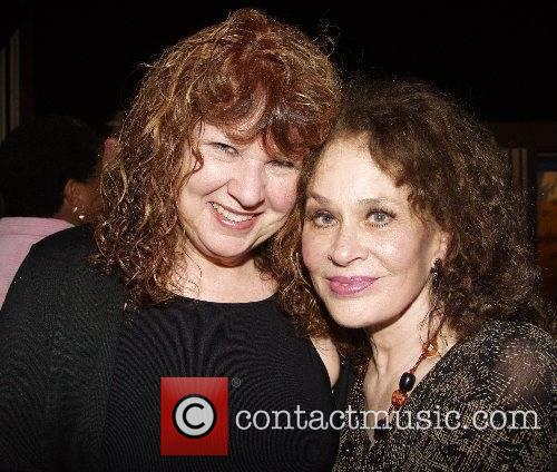 Michelle Krell and Karen Black The Blank Theater...
