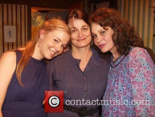 Whitney Laux, Dana Peterson and Karen Black The...