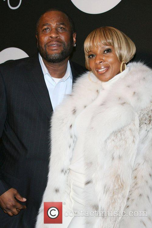 Mary J Blige and guest CD release party...