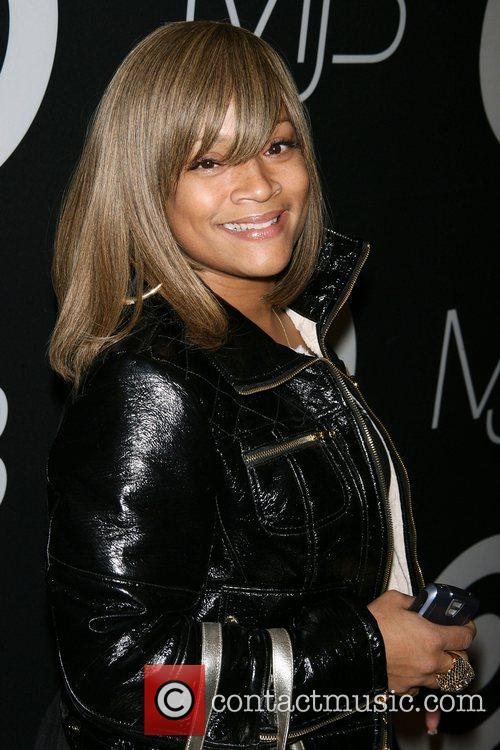 CD release party for Mary J Blige's 8th...