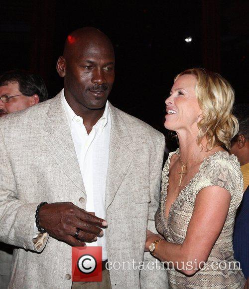 Michael Jordan and Jordan 6