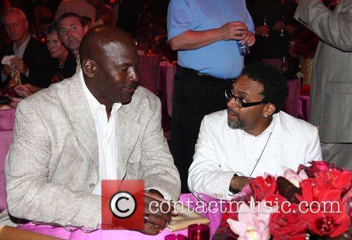 Michael Jordan and Jordan 5
