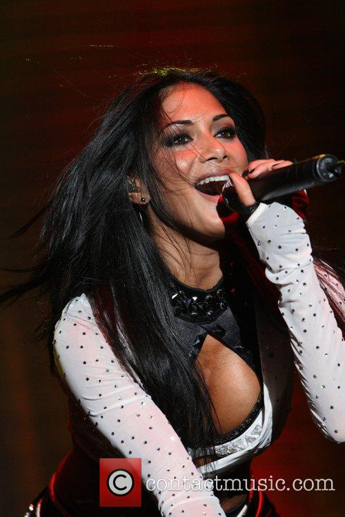 Nicole Scherzinger, Jordan, Michael Jordan, Pussycat Dolls and The Pussycat Dolls 8