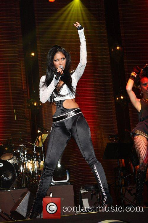 Nicole Scherzinger, Jordan, Michael Jordan, Pussycat Dolls and The Pussycat Dolls 4