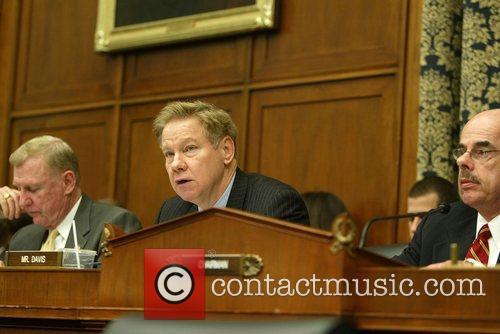 Congressman Davis and Chairman Waxman preside over Congress's...