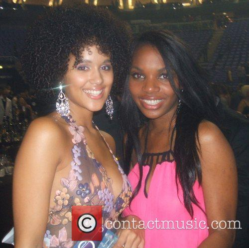 The MOBO Awards held at the O2 Arena...
