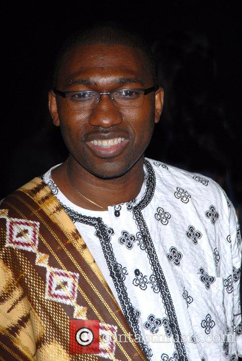 Kwame The MOBO Awards held at the O2...