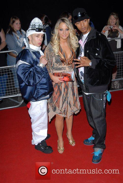 N Dubs The MOBO Awards held at the...