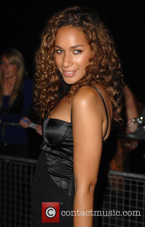 Leona Lewis The MOBO Awards held at the...