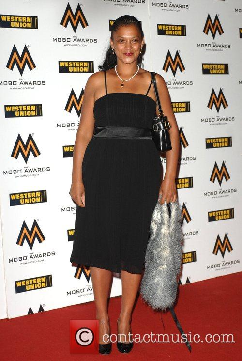 Guest The MOBO Awards held at the O2...