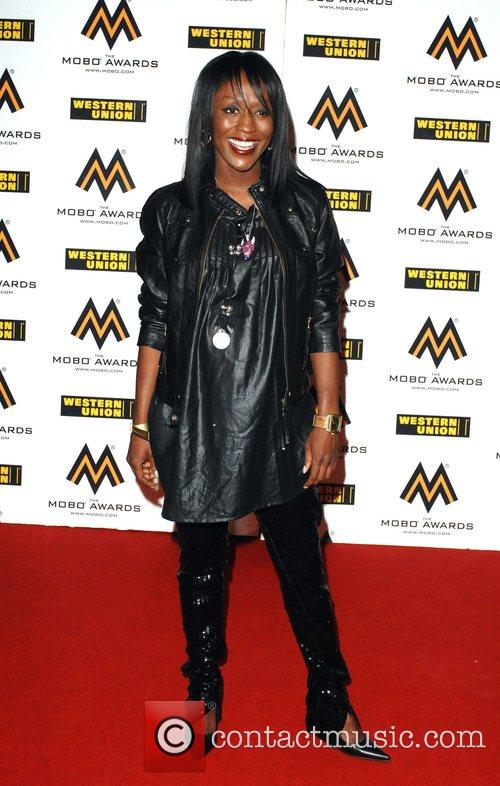 Diane Parish The MOBO Awards held at the...