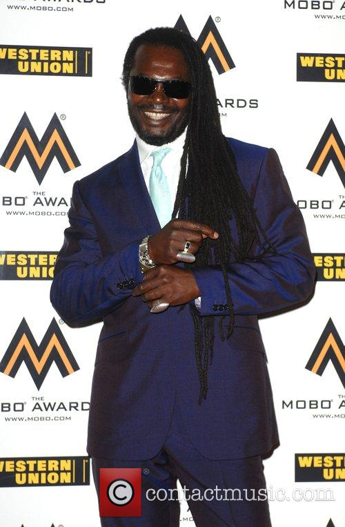 Levi Roots The MOBO Awards held at the...
