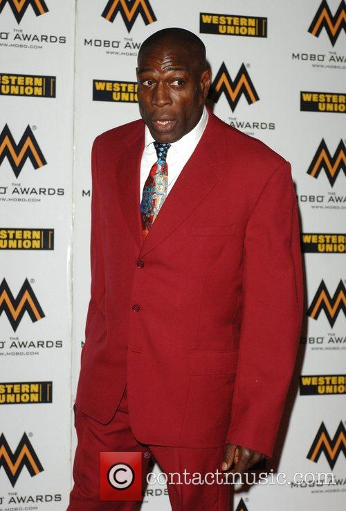 Frank Bruno The MOBO Awards held at the...