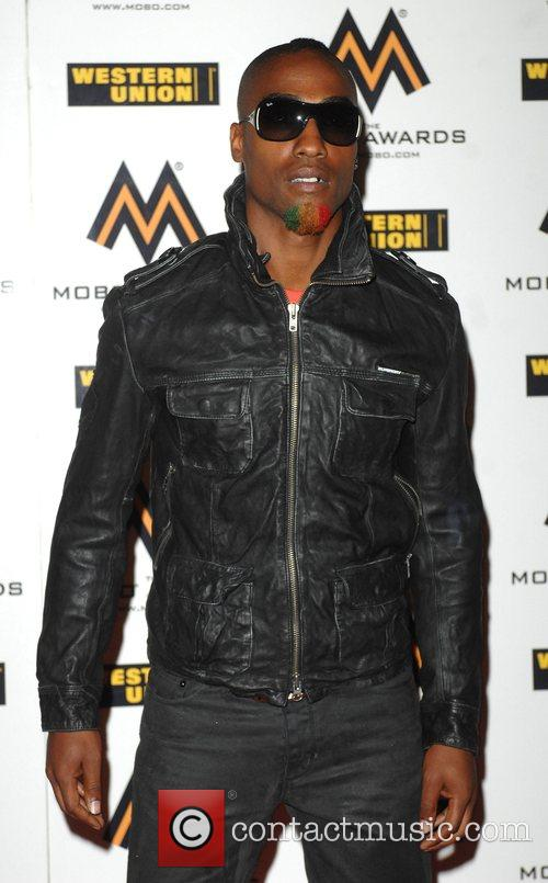 Simon Webbe The MOBO Awards held at the...