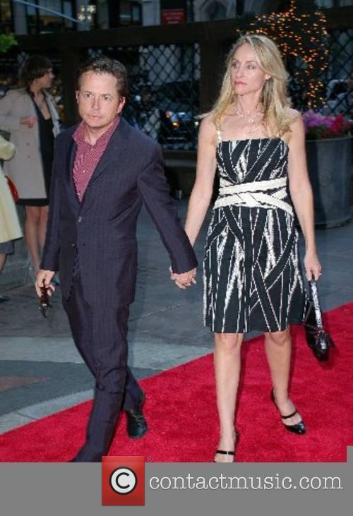 Michael J. Fox and Tracy Pollan Modern Bride's...