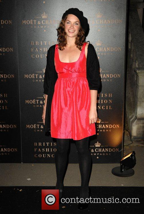 Ruth Wilson The Moet Mirage at Holland Park...