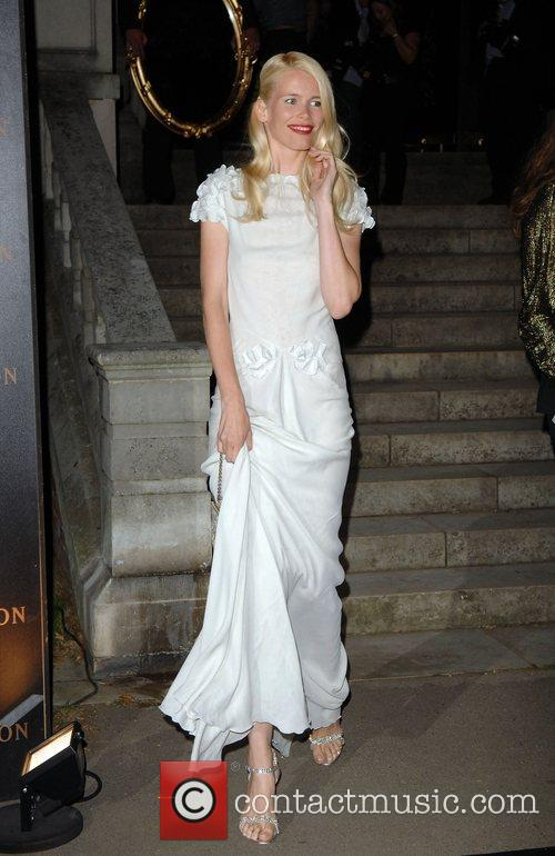 Claudia Schiffer The Moet Mirage at Holland Park...