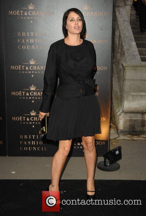 Sadie Frost The Moet Mirage at Holland Park...
