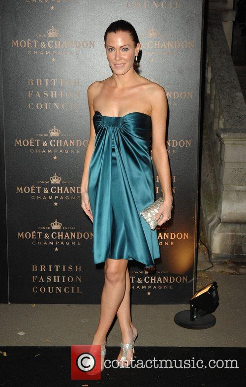 Linzi Stoppard The Moet Mirage at Holland Park...