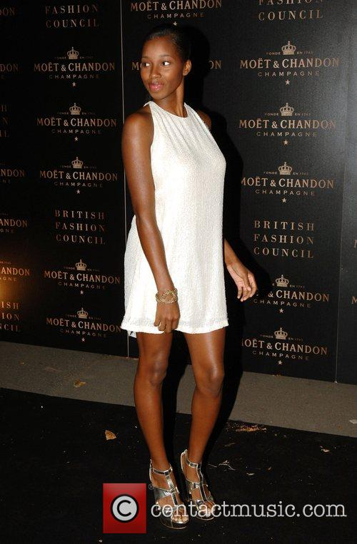 Jamelia The Moet Mirage at Holland Park -...