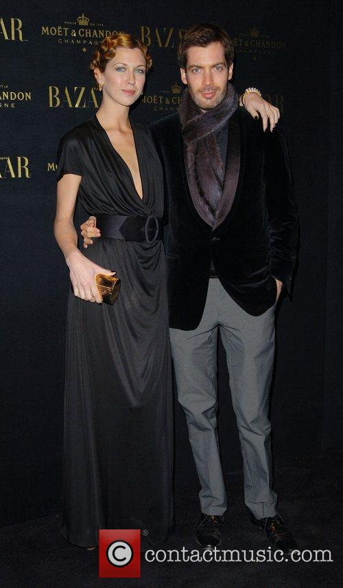 Harper's Bazaar & Moet Gold Party