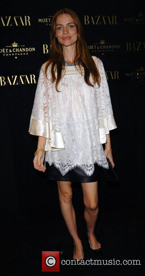 Harper's Bazaar & Moet Gold Party