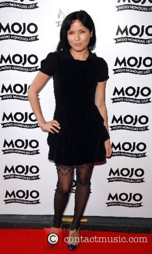 Andrea Corr Mojo Honours List - Arrivals London,...