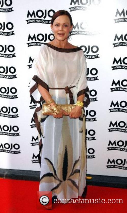 Belinda Carlisle Mojo Honours List - Arrivals London,...
