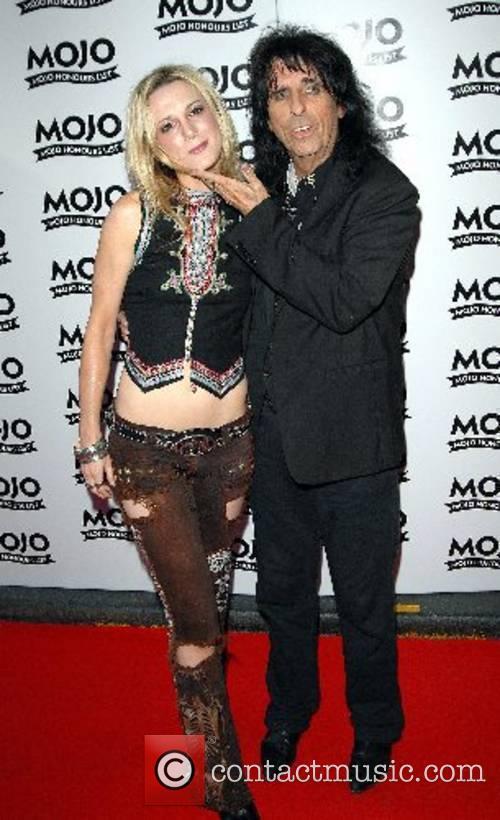 Calica Cooper and Alice Cooper Mojo Honours List...