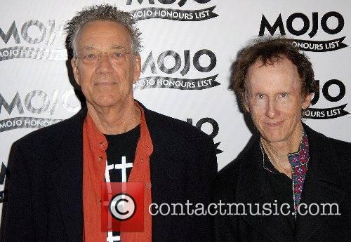 Manzarek and Krieger Mojo Honours List - Arrivals...