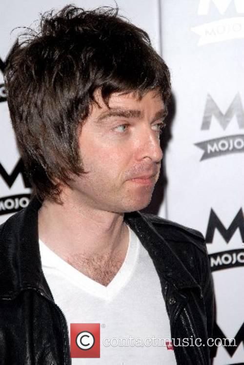 Noel Gallagher Mojo Honours List - Arrivals London,...